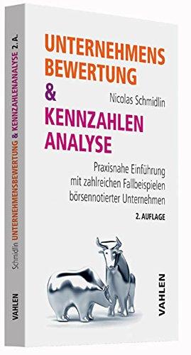 buch-unternehmensbewertung-und-kennzahlenanalyse-nicolas-schmidlin
